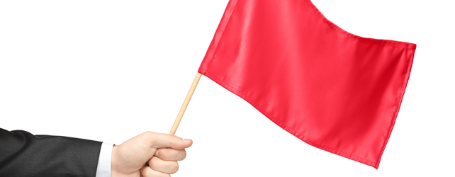 voice-over-red-flag